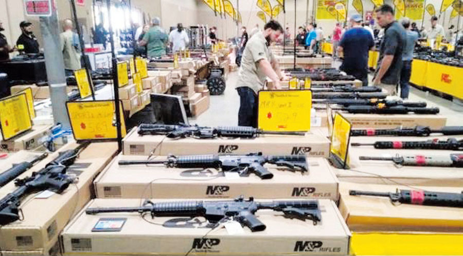 Feria de armas