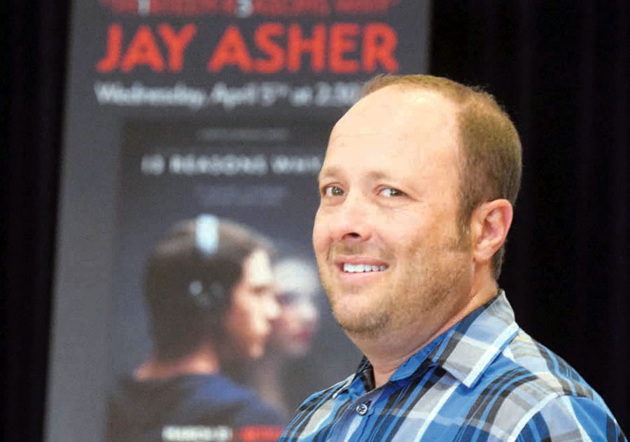 Jay Asher,