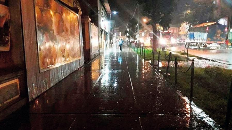 Lluvia en Lima