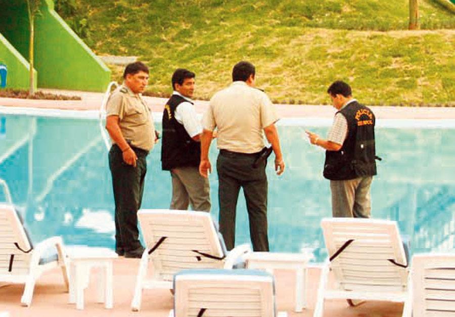 Menor muere ahogado