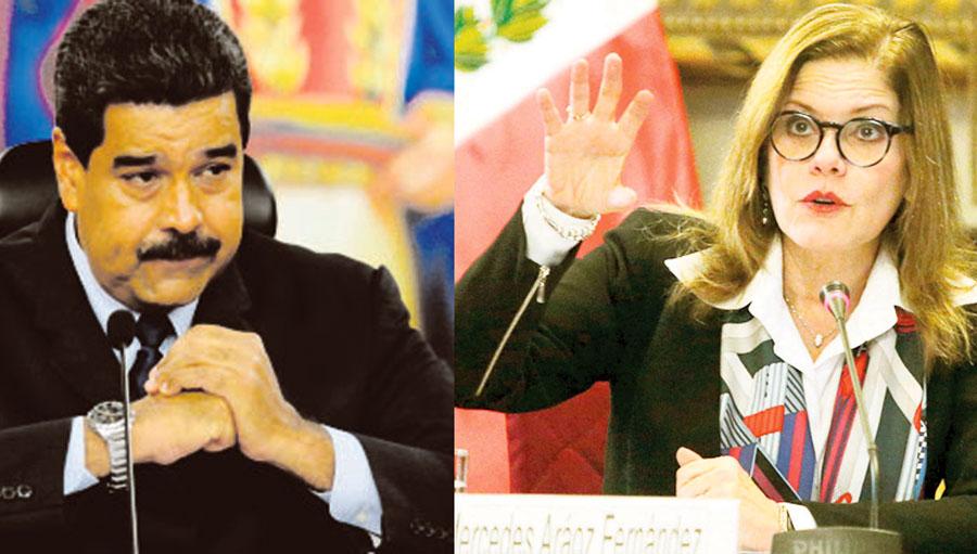 Mercedes Araoz y Maduro