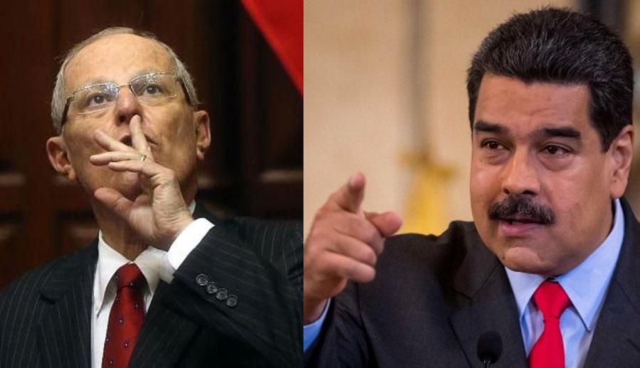 PPK y Maduro