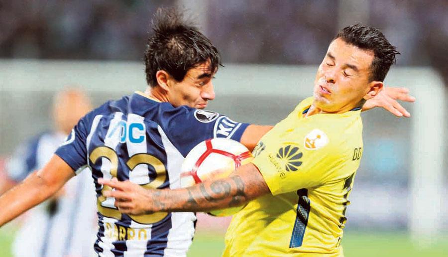 Alianza Lima vs Junior de Barranquilla