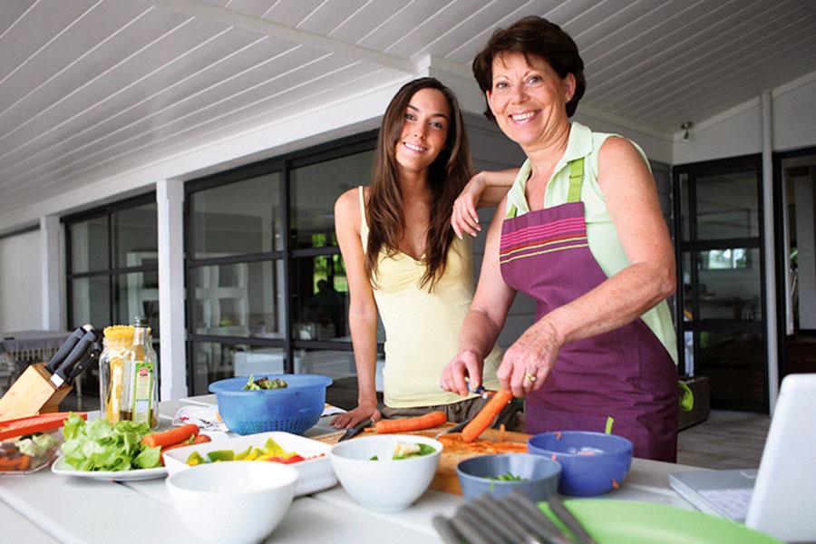 Alimentos para mujeres maduras