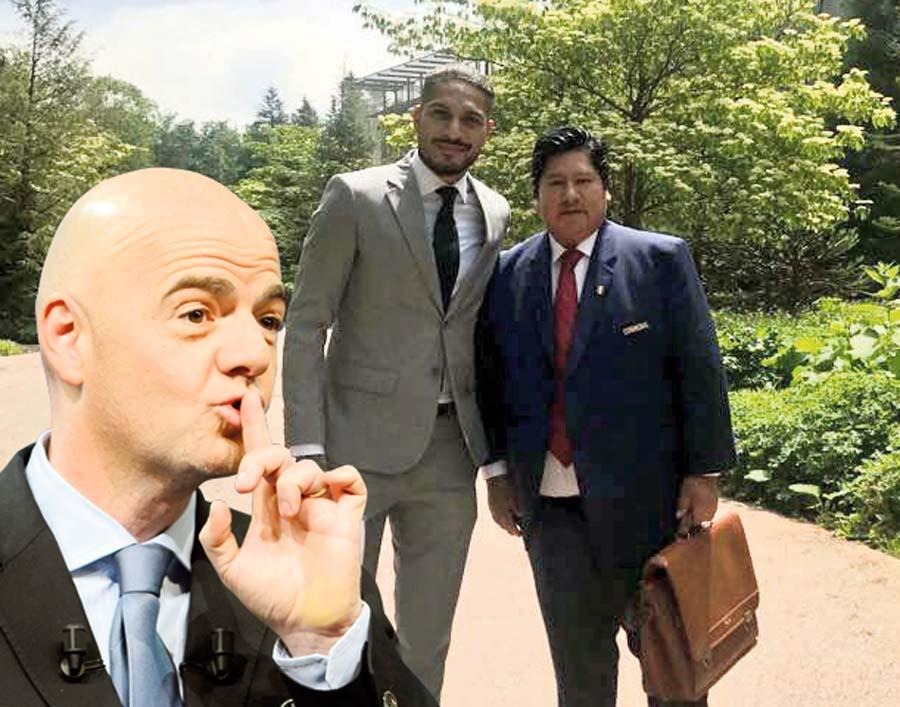 FIFA le da la espalda a Paolo
