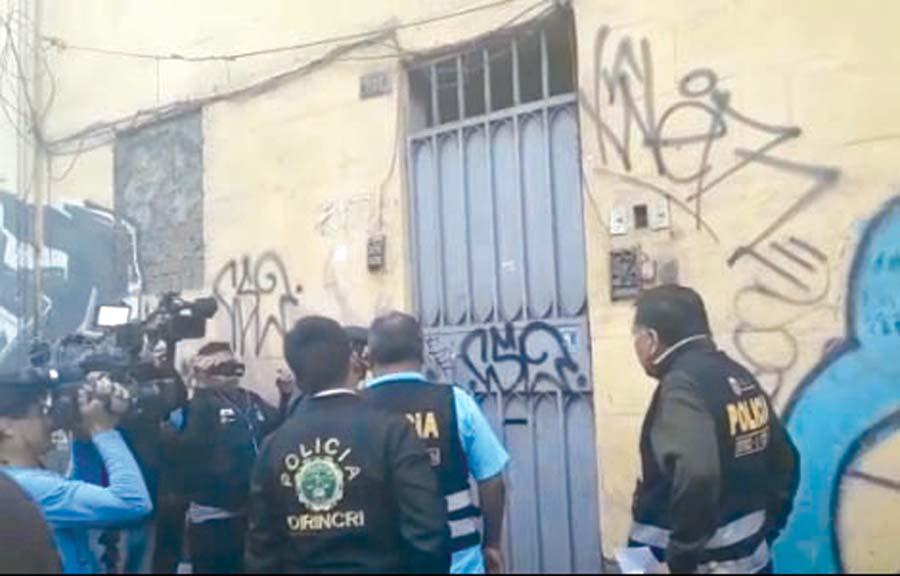 Mujer es asesinada a golpes en La Victoria