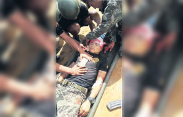 Ataque narcoterrorista en el VAREM deja al menos 6 heridos