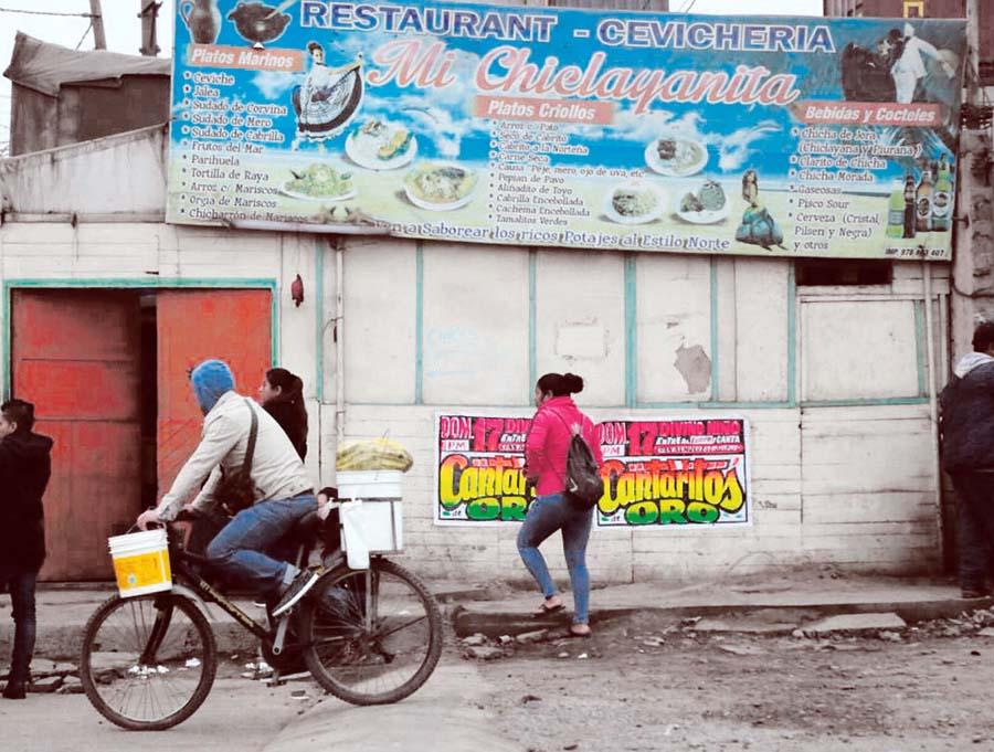 Cevichero muere en su local tras feroz asalto