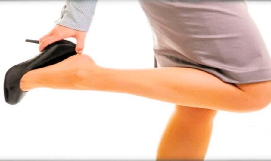 8 tratamientos para evitar la pesadez en las piernas