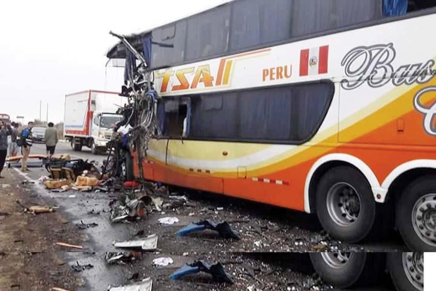 Al menos 16 muertos dejan accidentes en carreteras