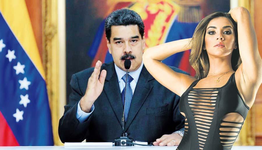 """Korina: """"Maduro es un payaso"""