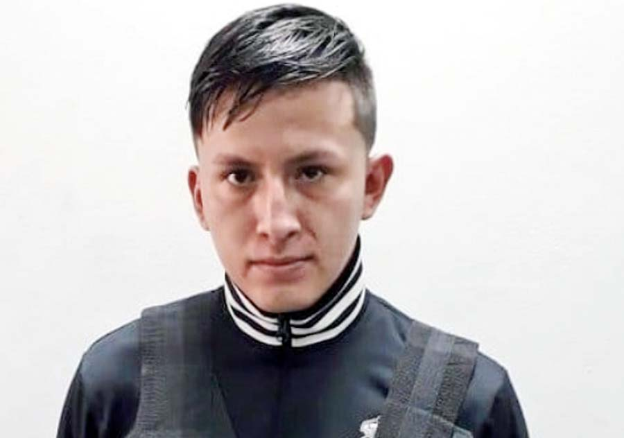 Alexander Manuel Pérez Gutiérrez 'Gringasho'