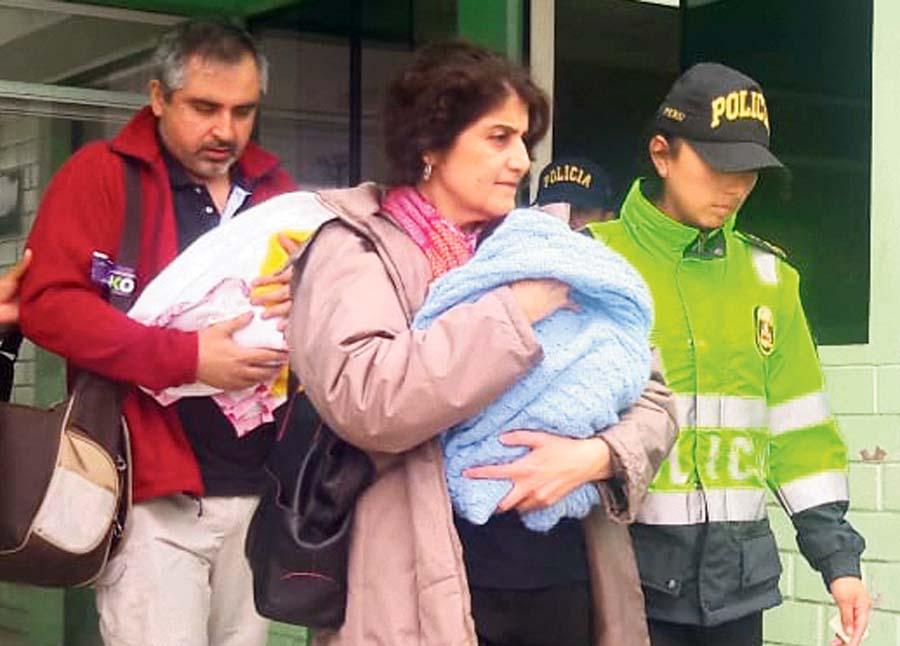Pareja de esposos chilenos viven drama por querer ser padres