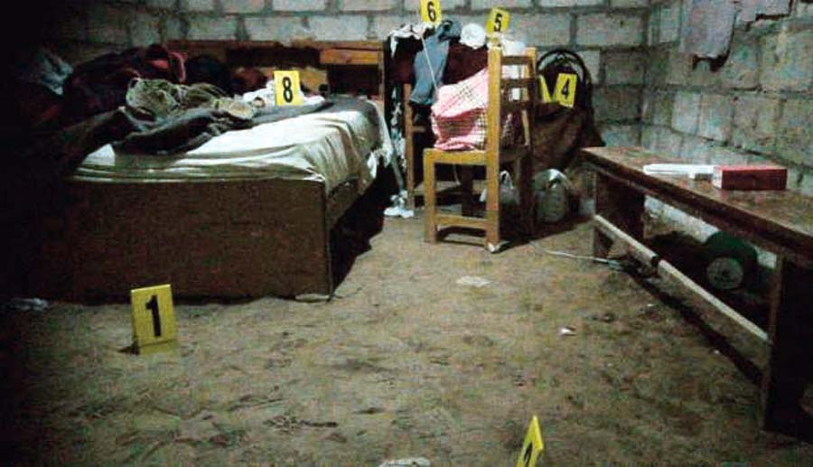 Escolar secuestrado es hallado muerto en Tacna