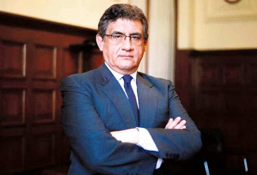 Juan Sheput, congresista oficialista de Peruanos por el Kambio
