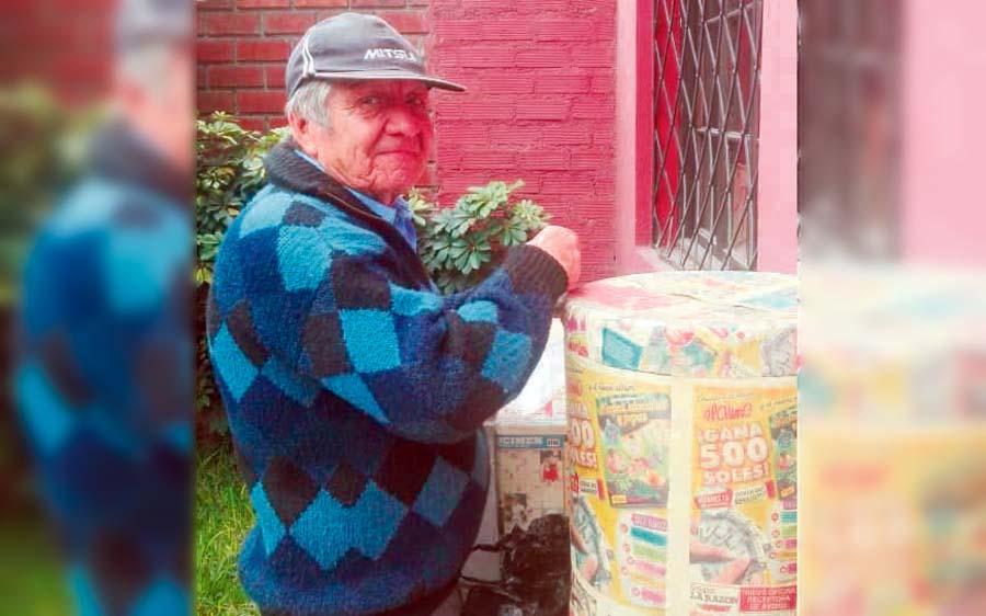 """Gran sorteo de la campaña """"Gana 500 soles con tu diario El Chino"""""""