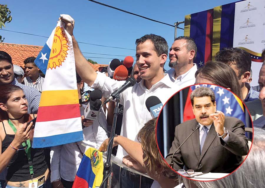 Maduro detiene a Presidente del Parlamento de Venezuela