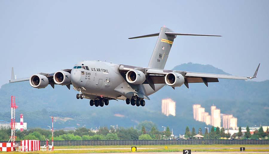 Tropas norteamericanas despliegan aviones de guerra a colombia con la mision de derrocar a maduro