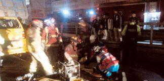 Accidente de transito