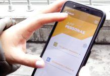 Aplicativo móvil App Personas