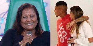 Doña Peta confirmó reconciliación de Paolo y Alondra