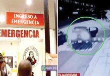 Guardaespaldas mata a asaltante extranjero