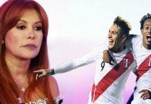 Magaly vuelve arremeter contra futbolistas