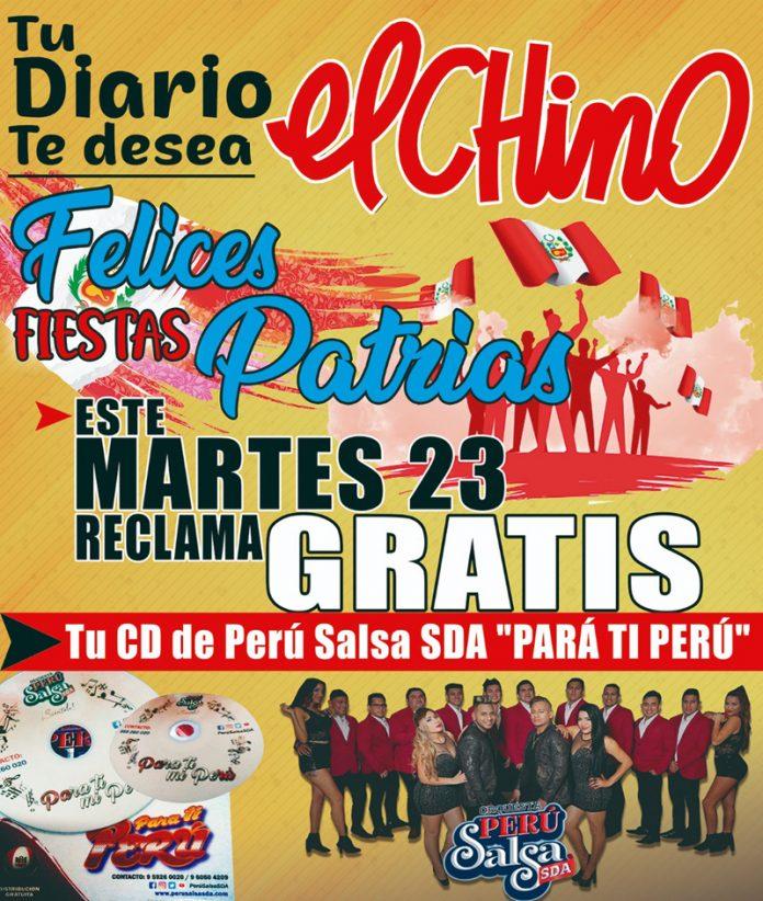 Peru salsa SDA