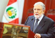 Presidente del Tribunal Constitucional, Ernesto Blume Fortini