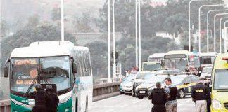 Abaten a secuestrador en Brasil