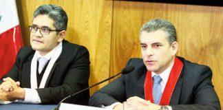 José Domingo Pérez y Rafael Vela