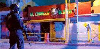 Masacre en un bar de México deja 26 muertos