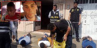 Venezolanos robaban con granada de guerra