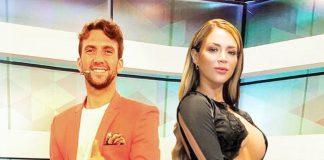 Antonio Pavón y Sheyla Rojas