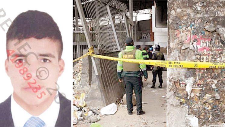 Cadáveres descuartizados Jafet Torrico