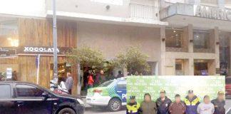 Peruanos caen por asesinato de una mujer en Argentina
