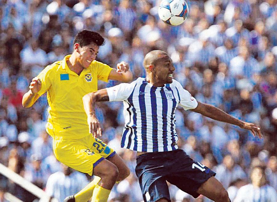 Alianza Lima VS Comerciantes
