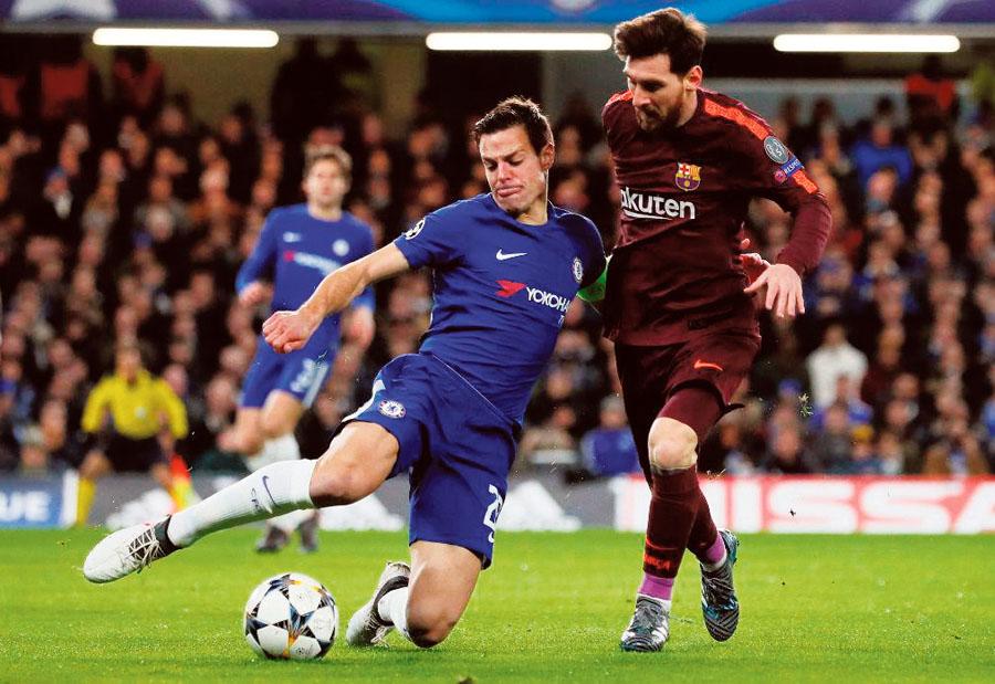 Barza vs Chelsea