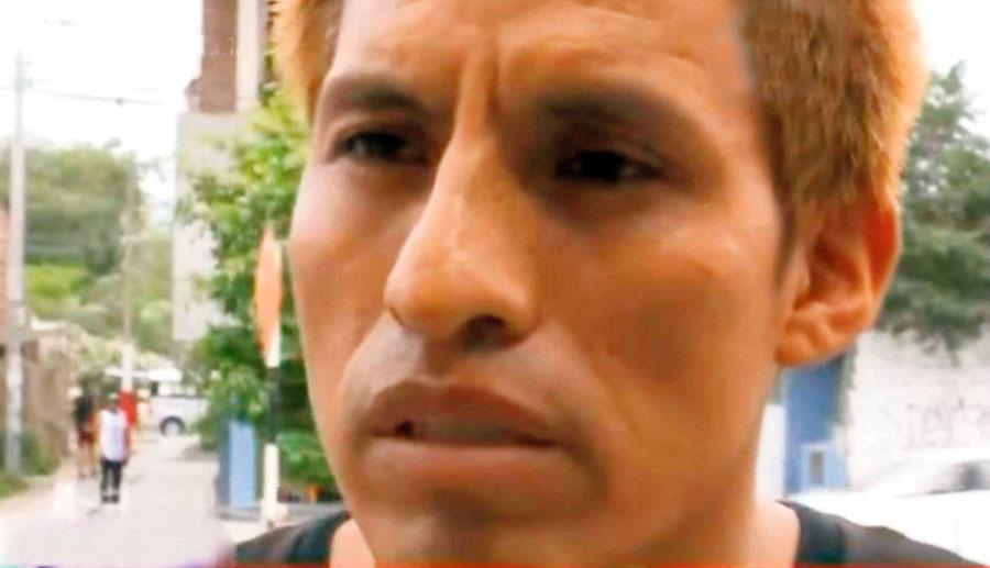 Juan Chagua Flores