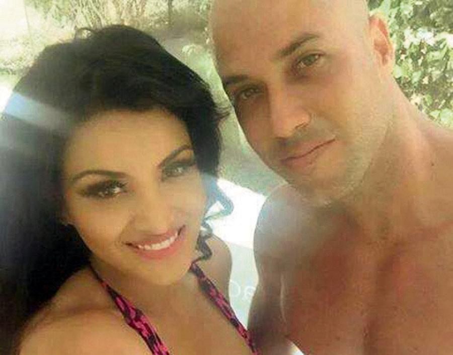 Michelle Soifer y Bruno Agostini