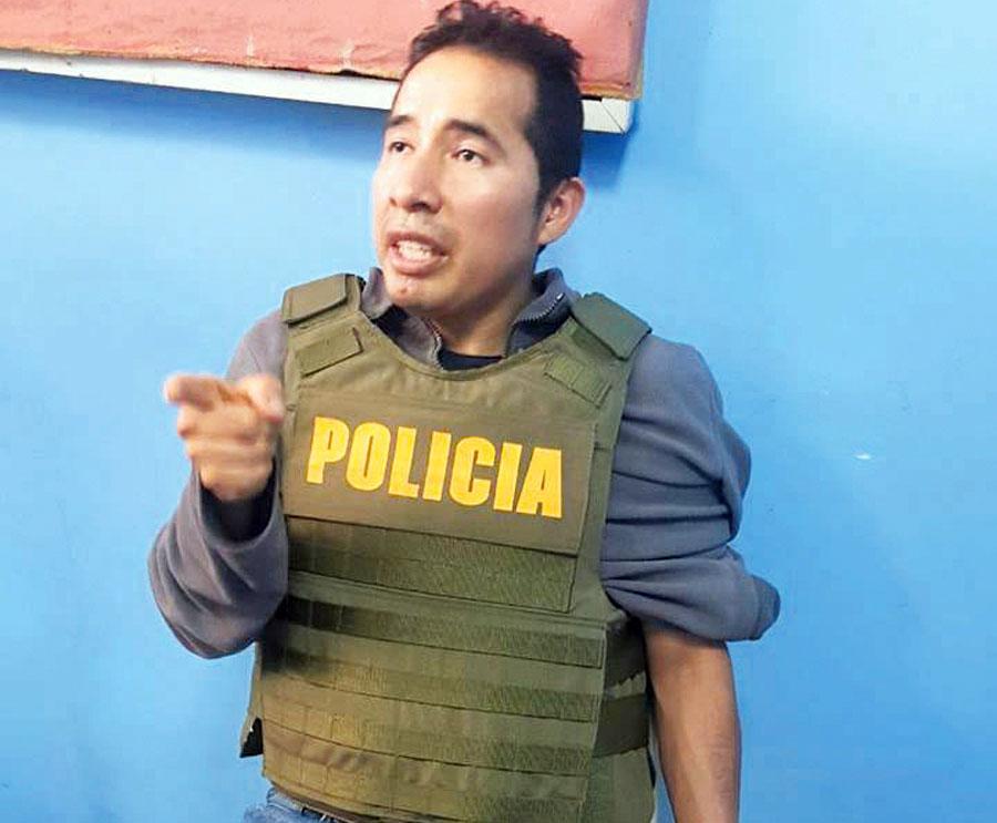 Carlos Javier Hualpa Vacas