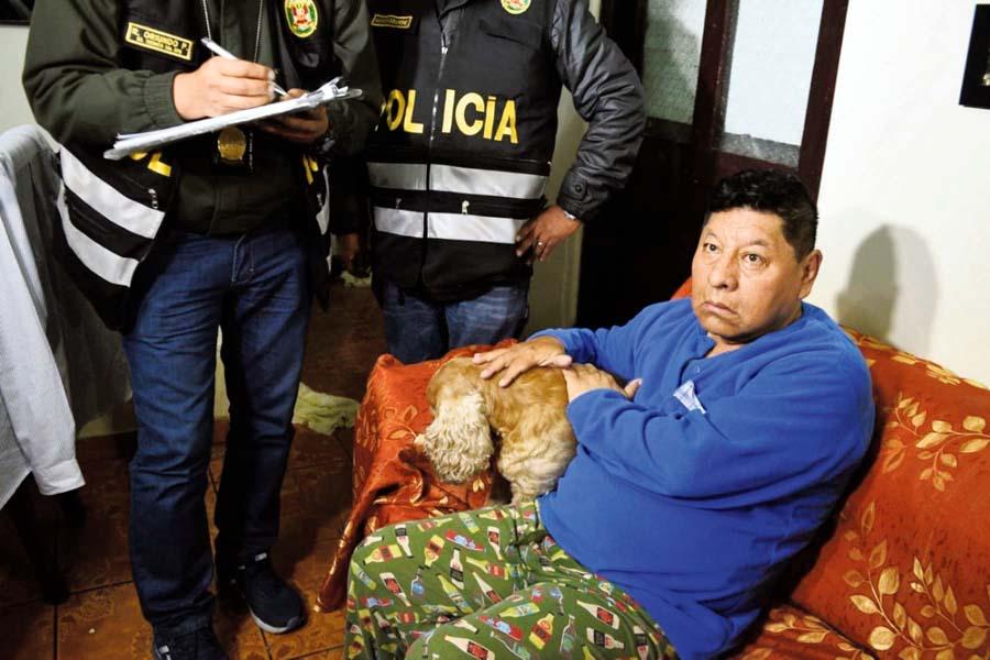 Alcalde de Ricardo Palma lideraba banda de corruptos