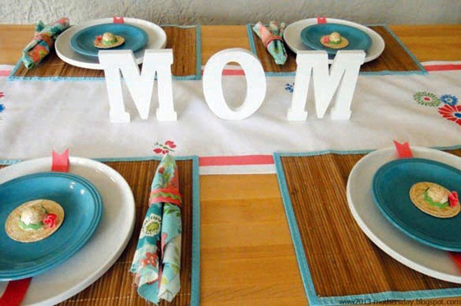 Decoracion dia de la madre