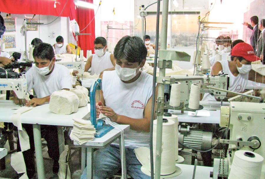 Trabajadores