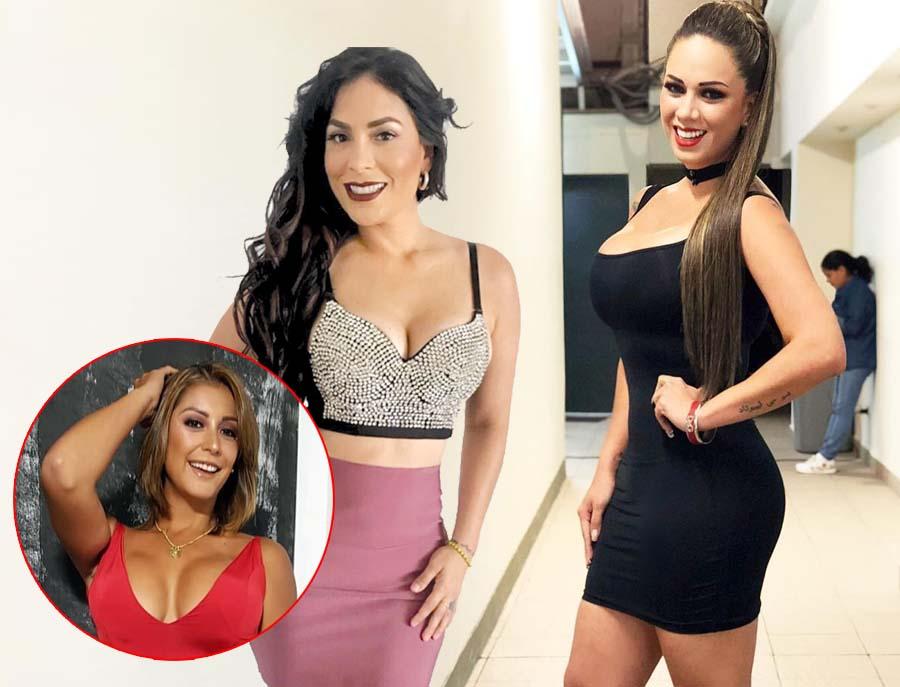 Evelyn Vela se desquita con Karla Tarazona