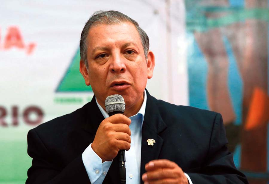Congresista del Frente Amplio, Marco Arana