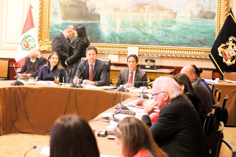 Consejo Directivo del Congreso