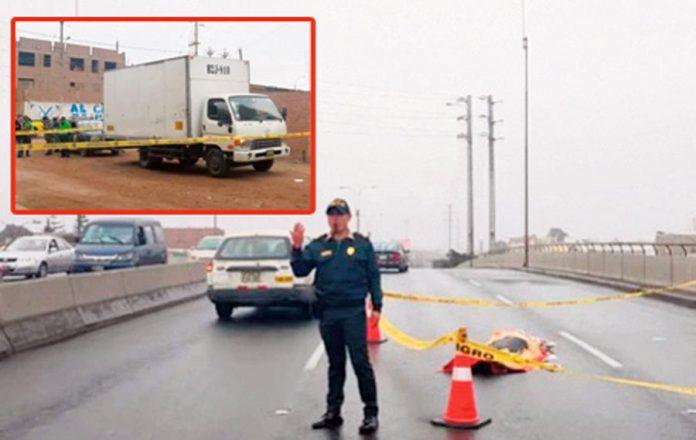 Asaltan y matan a copiloto de furgoneta
