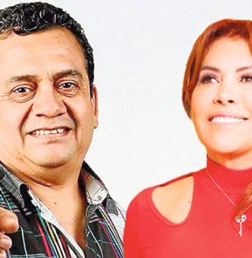 Magaly chanca a Tony Rosado