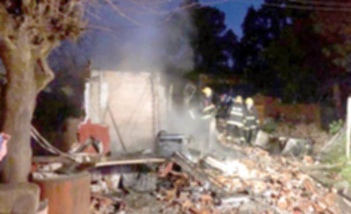 5 hermanitos mueren calcinados en Argentina